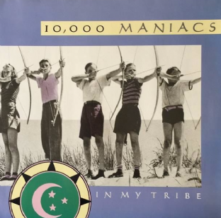 10,000 Maniacs - In My Tribe (LP) (EX+/EX)
